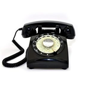 Phone stuck in the 70's